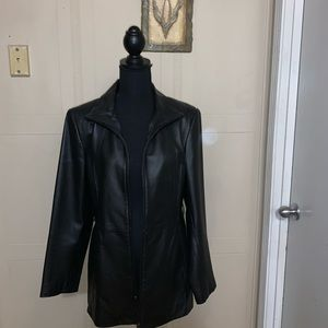 Worthington Women's Leather Jacket